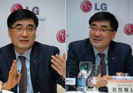 lg to lead oled and ultra hd tv markets